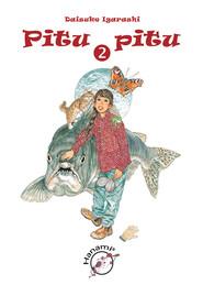 okładka Pitu pitu 2 Komiks, Książka | Igarashi Daisuke
