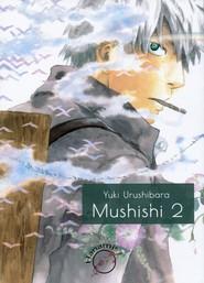 okładka Mushishi 2, Książka | Urushibara Yuki