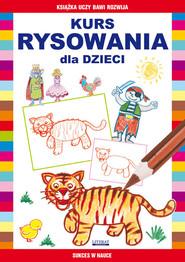 okładka Kurs rysowania dla dzieci, Książka | Mateusz  Jagielski, Krystian  Pruchnicki