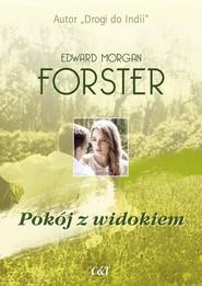 okładka Pokój z widokiem, Książka   Edward Morgan Forster