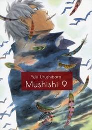 okładka Mushishi 9, Książka | Urushibara Yuki