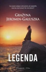 okładka Legenda, Książka | Grażyna Jeromin-Gałuszka