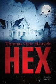 okładka HEX, Książka | Thomas Olde-Heuvelt