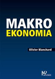 okładka Makroekonomia, Książka   Blanchard Olivier