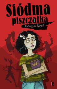 okładka Siódma piszczałka, Książka | Katarzyna  Ryrych