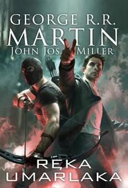okładka Ręka umarlaka, Książka | George R.R. Martin, Jos. Miller
