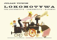 okładka Lokomotywa, Książka | Julian Tuwim
