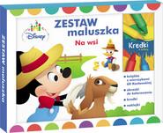 okładka Zestaw maluszka Na wsi Z PM-1, Książka | Urszula Kozłowska