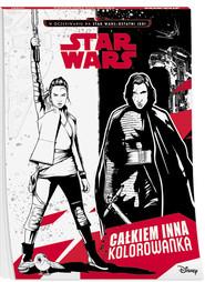 okładka Star Wars Całkiem inna kolorowanka BLA-1, Książka |