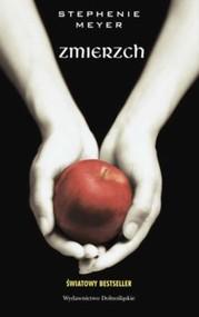 okładka Zmierzch, Książka | Stephenie Meyer