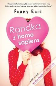 okładka Randka z homo sapiens, Książka | Penny Reid