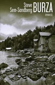 okładka Burza, Książka   Steve Sem-Sandberg