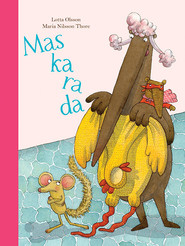 okładka Maskarada, Książka | Olsson Lotta