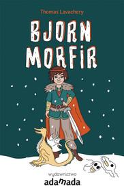 okładka Bjorn Morfir, Książka | Lavachery Thomas