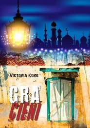 okładka Gra cieni, Książka   Korb Viktoria