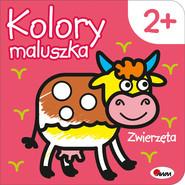 okładka Kolory maluszka Zwierzęta, Książka | Kozera Piotr