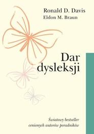 okładka Dar dysleksji, Książka | Ronald D. Davis, Eldon M. Braun