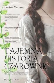okładka Tajemna historia czarownic, Książka   Morgan Louisa
