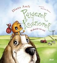 okładka Pajączek Kędziorek Wakacje na wsi, Książka | Amft Diana