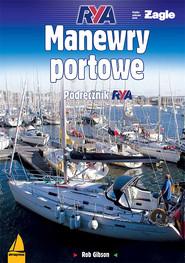 okładka Manewry portowe, Książka | Gibson Rob