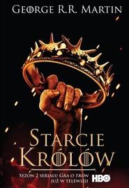 okładka Starcie królów. Tom 2, Książka | George R.R. Martin
