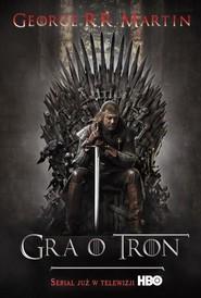 okładka Gra o tron, Książka | George R.R. Martin