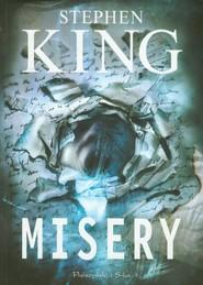 okładka Misery, Książka | Stephen King