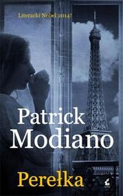 okładka Perełka, Książka | Patrick Modiano