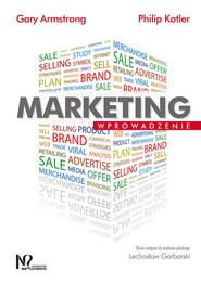 okładka Marketing Wprowadzenie, Książka | Gary Armstrong, Philip Kotler