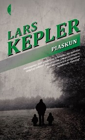 okładka Piaskun, Książka   Lars Kepler