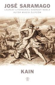 okładka Kain, Książka | José Saramago
