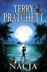 okładka Nacja, Książka   Terry Pratchett