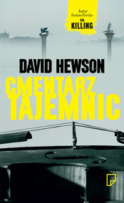 okładka Cmentarz tajemnic, Książka   David Hewson