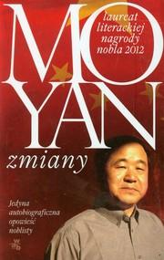 okładka Zmiany, Książka | Yan Mo