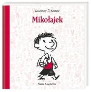 okładka Mikołajek, Książka | René Goscinny, Jean-Jacques Sempé