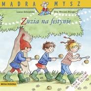 okładka Zuzia na festynie, Książka | Schneider Liane