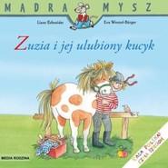 okładka Mądra mysz. Zuzia i jej ulubiony kucyk, Książka | Schneider Liane