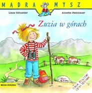 okładka Zuzia w górach, Książka | Schneider Liane