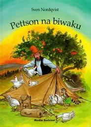okładka Pettson na biwaku, Książka | Sven Nordqvist