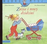 okładka Zuzia i nowy dzidziuś, Książka | Liane Schneider, Eva Wenzel-Burger