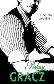 okładka Piękny gracz, Książka | Christina Lauren