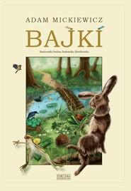 okładka Bajki, Książka | Adam Mickiewicz