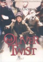 okładka Oliver Twist, Książka   Charles Dickens