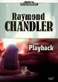okładka Playback, Książka | Chandler Raymond