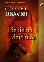 okładka Piekielna dzielnica, Książka | Jeffery Deaver