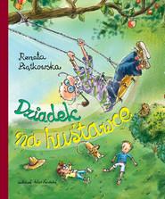okładka Dziadek na huśtawce, Książka | Renata  Piątkowska
