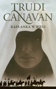 okładka Kapłanka w bieli Era pięciorga 1, Książka | Trudi  Canavan