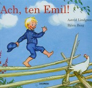 okładka Ach ten Emil, Książka | Astrid Lindgren