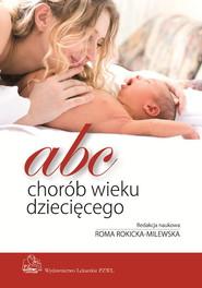 okładka ABC chorób wieku dziecięcego, Książka  
