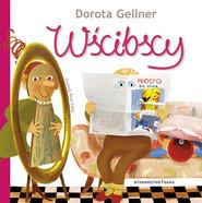 okładka Wścibscy, Książka   Gellner Dorota